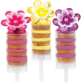 Floral Treat Pops
